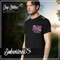 002 EMBROIDERED CARP DEAL